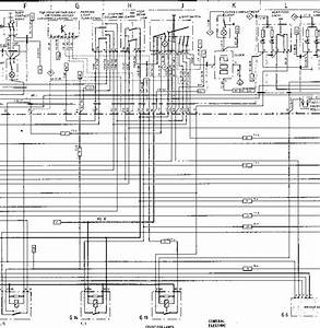 Wiring Diagram Type 944944 Turbo 944 S Model 87