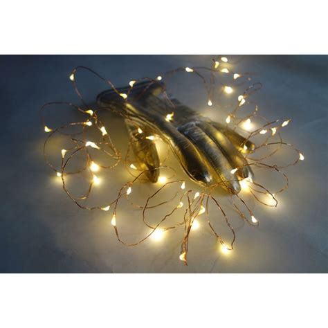 60 led lights firefly light string by the designer