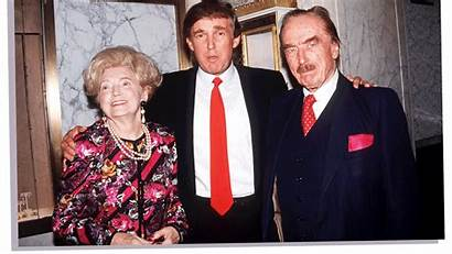 Trump Donald Trumps Mother Father Fred Mothers