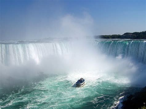 Best Boat Ride In Niagara Falls by Niagara Falls Of The Mist Boat Ride Best View