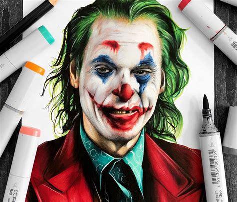 joker pencil drawing  stephen ward
