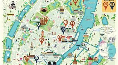 Copenhagen Map Centre Tour Project Trips