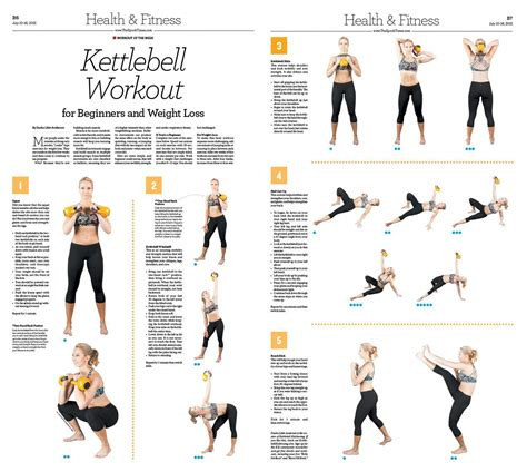 kettlebell beginners loss weight workout health flyexercise epoch times