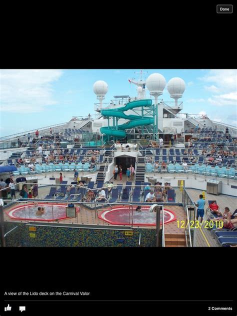 Carnival Valor Deck Plan 2014 by The World S Catalog Of Ideas