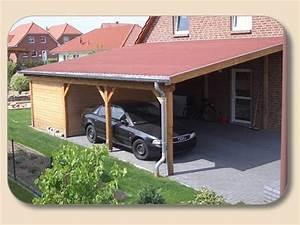 Wohnwagen Carport Selber Bauen : doppelcarports aus holz preise von ~ Whattoseeinmadrid.com Haus und Dekorationen