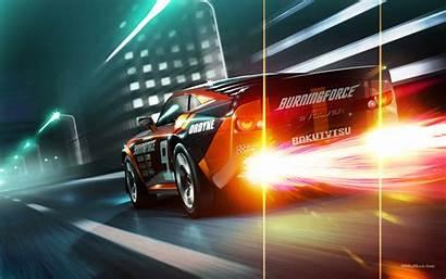3d Racing Wallpapers Backgrounds Widescreen