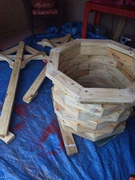 wooden garden wishing  woodworking