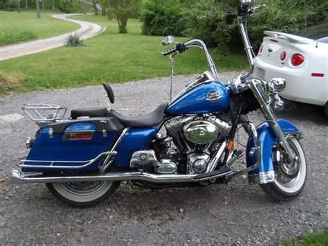 All New & Used Harley-davidson® Touring Road King Classic