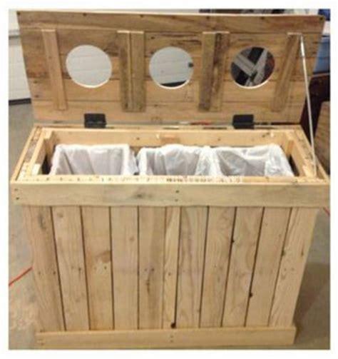 Distributeur De Recyclage De Palettesmeuble En Palette
