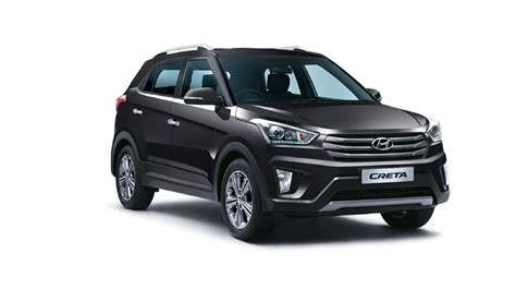Hyundai Creta [2017-2018] Colours In India, 9 Creta [2017