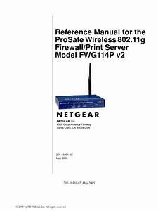 Netgear Wireless Router Manual