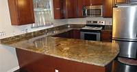 granite kitchen countertops Lapidus Granite