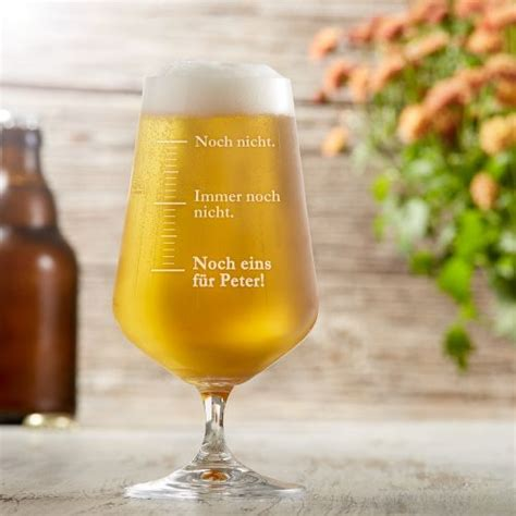 bierglas mit gravur noch eins lustiges pilsglas