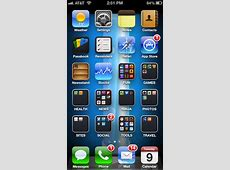 Streamline Your Smartphone Apps by Organizing Them into