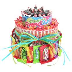 candy cake gift baskets by occasion at hayneedle