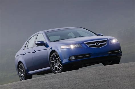 5 things you probably didn t know about the 2007 2008 acura tl type s alt car news