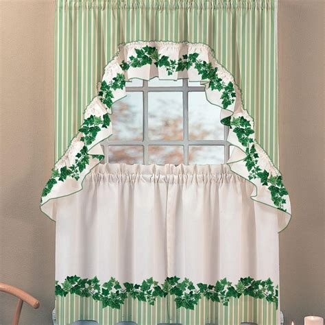 kitchen curtain design