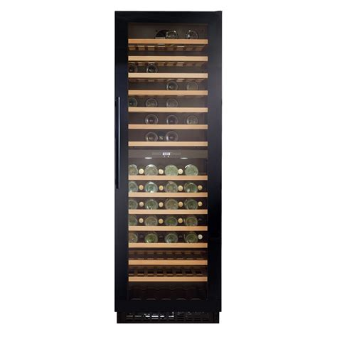 back to back sinks fwc860bl full height freestanding wine cooler cda