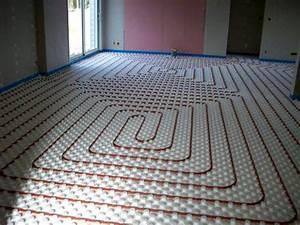 Plancher Chauffant Electrique : plancher chauffant lectrique astuces et conseils adhoc ~ Melissatoandfro.com Idées de Décoration