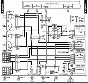 2003 Subaru Outback Trailer Wiring Diagram