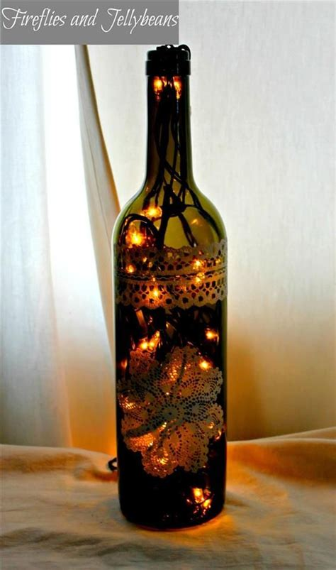 11 best images about wine crafts on a well