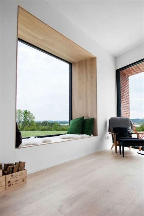 Fensterbank Als Sitzplatz by Sitzbank Unter Fenster Selber Bauen Wohn Design