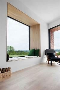 Wohnideen wohnzimmer fensterbank sitzbank gemuetlich for Wohnideen wohnzimmer modern