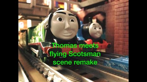 Thomas And Friends The Great Race Thomas Meets Flying