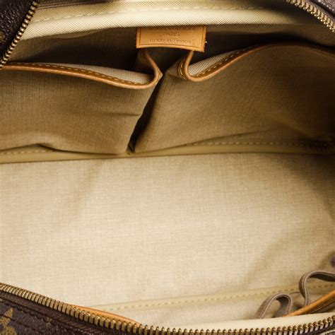 louis vuitton monogram deauville doctor bag vi vintage louis vuitton touch  modern