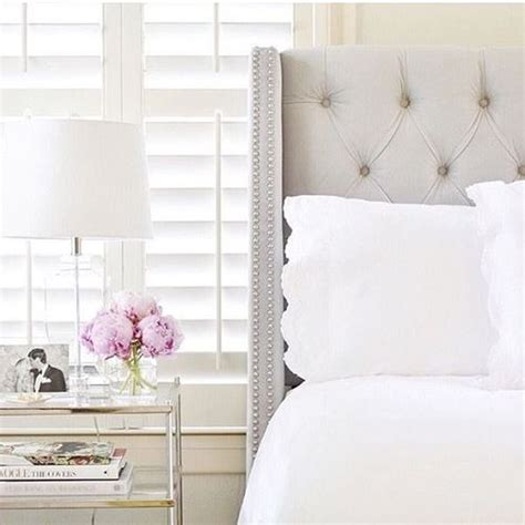 25 best ideas about wingback headboard on pinterest