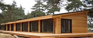 prix maison en rondin de bois 4 maison en bois massif With prix maison en rondin de bois