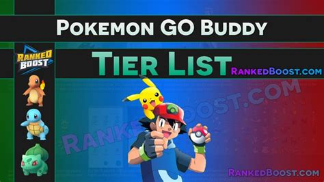 pokemon  buddy candy distance tier list evolution requirements