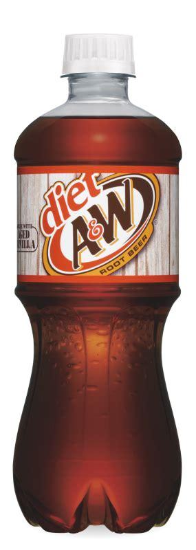 Soda | A&W Root Beer Diet | Bill's Distributing