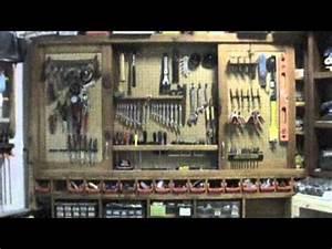 Garage & Workshop Storage Solutions - YouTube