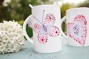 Tassen Bemalen Ideen : porzellan bemalen ein lustiges und kreatives hobby ~ Yasmunasinghe.com Haus und Dekorationen