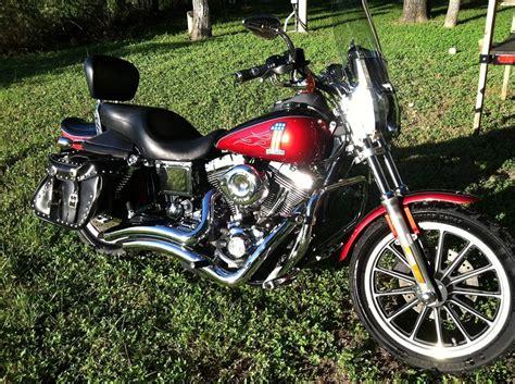 2004 Harley-davidson® Fxdl/i Dyna Low Rider® (black/red