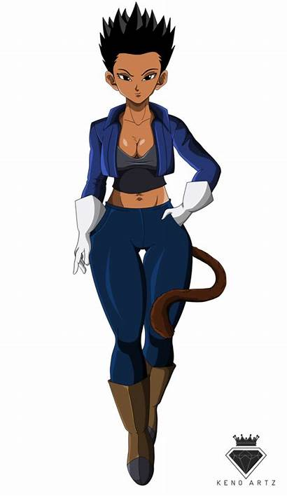 Sayla Kingkenoartz Deviantart Normal Dragon Ball Characters