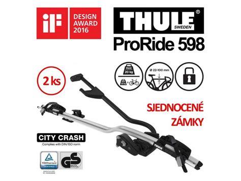 thule proride 598 nosič kol thule proride 598 autodesignplus