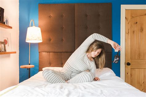 Easy Yoga Stretches In Bed For The Non-morning Person