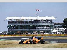 McLaren Formula 1 2018 British Grand Prix Qualifying