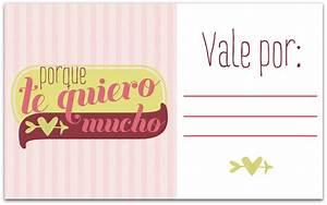 Cupones para San Valentín Proyecto Blog Perfecto
