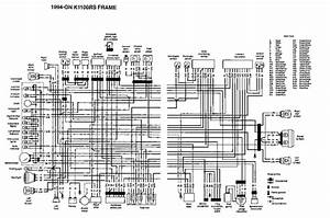 Bmw K1100rs Wiring Diagram  59392