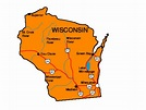 Wisconsin Facts - Symbols, Famous People, Tourist Attractions