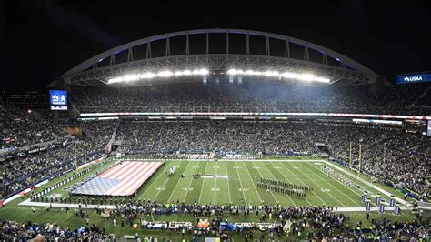 panthers  seahawks snf game time tv schedule