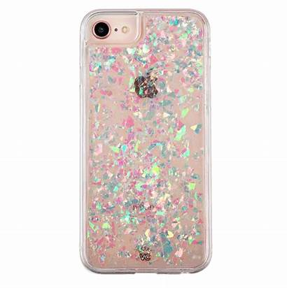 Glitter Phone Cases Iphone Liquid Holographic Holo