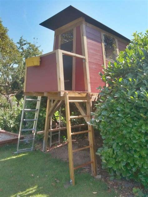 kinder haus garten haus auf stelzen in a garden house das etwas andere spielhaus f 252 r kinder der