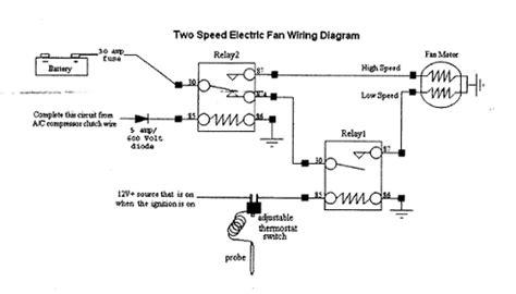 Electric Fan Wiring Yotatech Forums