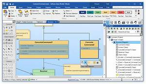 Improvements And Fixes In Diagram Editor - Software Ideas Modeler 12 32