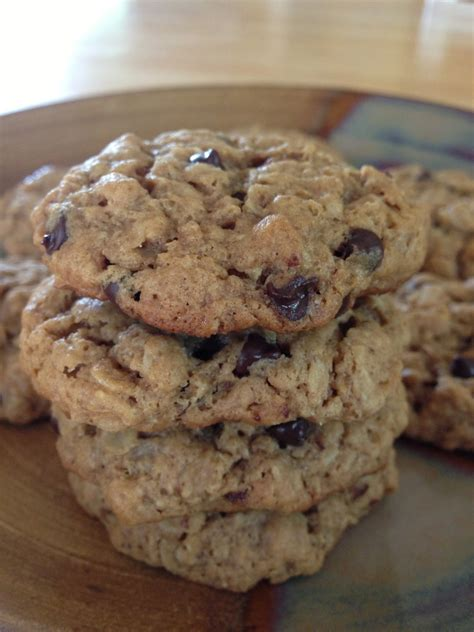 Sweetness Of Life Oatmeal Peanut Butter Chocolate Chip