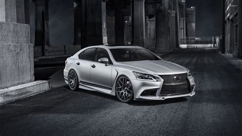 2013 Lexus Ls 460 F Sport Wallpaper